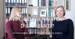 Interview Dr. med. Ute Taschner im Interview mit der Hebamme Martina Eirich