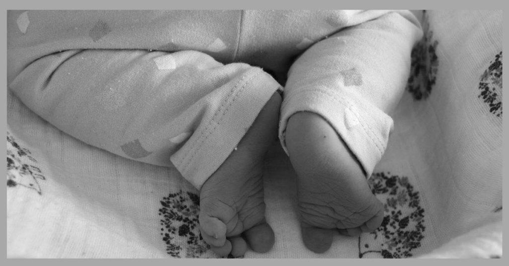 Babyfüße