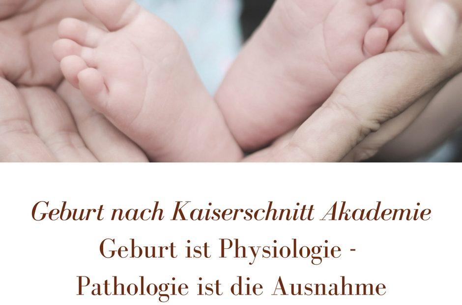 Text über Geburt