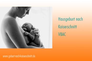 Mutter mit einem neugeborenen Kind auf dem Arm